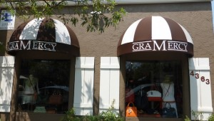 Gramercy fashion store in studio city on Tujunga leather bags from Italy