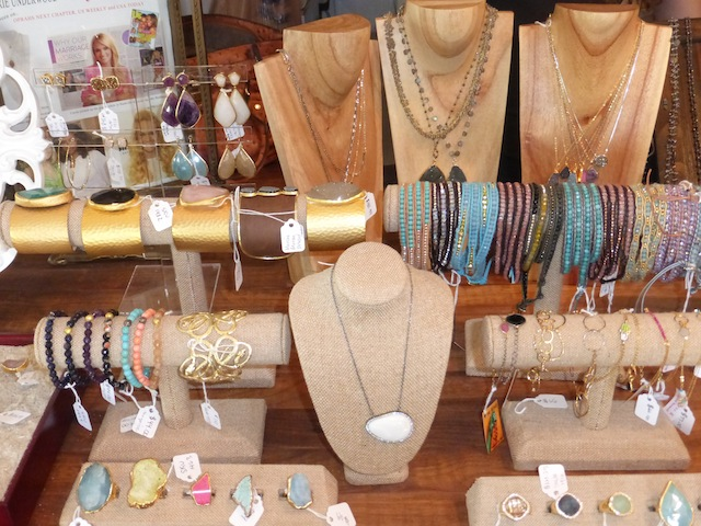 Hot trend jewelry to accessorize any outfit. Gramercy store on Tujunga Blvd. in Studio City, CA