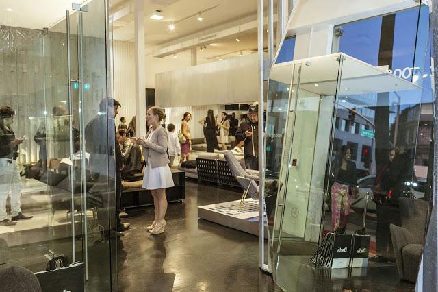 High Designer Italian Furniture in Los Angeles: Los Angeles Scene Events!