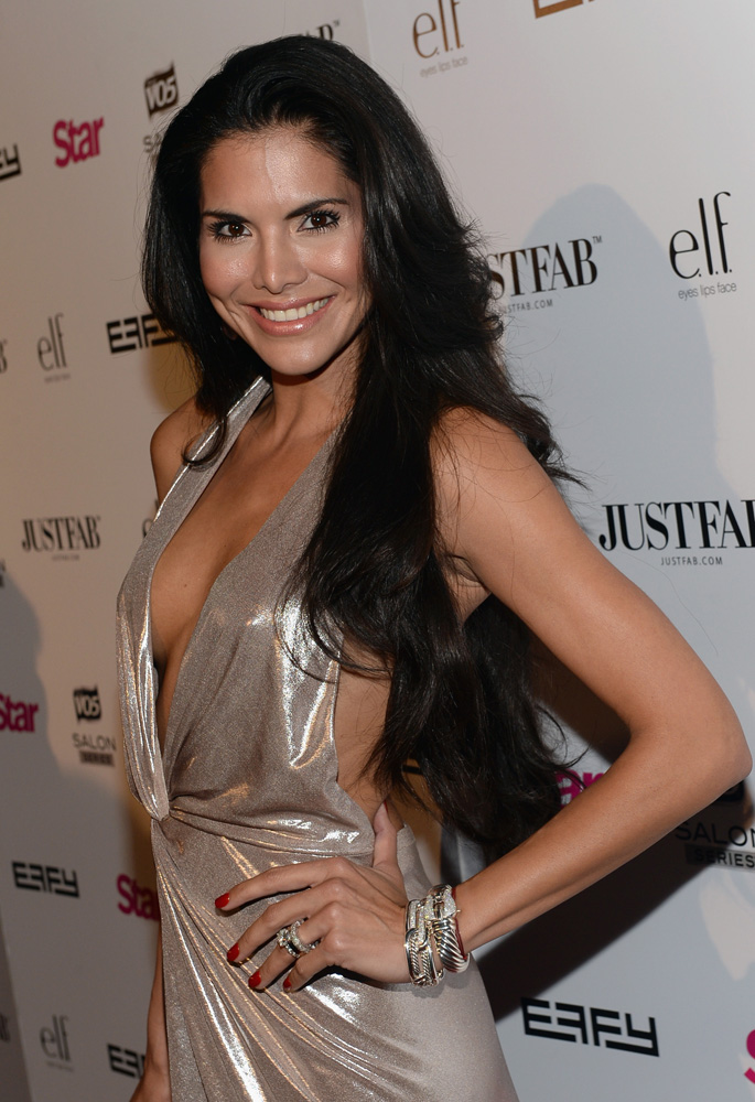 Actress Joyce Giraud attends Star Scene Stealers Event at Tropicana Bar at The Hollywood Rooselvelt Hotel