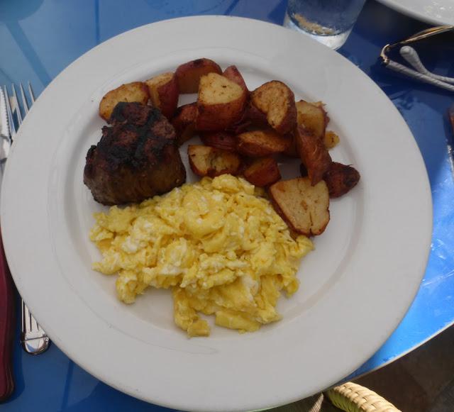 Geoffrey's Malibu Restaurant Filet Mignon