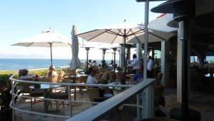 Geoffrey's Restaurant Amazing Beach View in Malibu