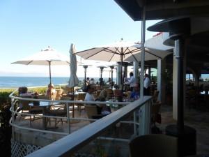 Geoffrey's Restaurant Amazing Beach View in Malibu