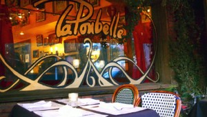 La Poubelle French Restaurant in Hollywood