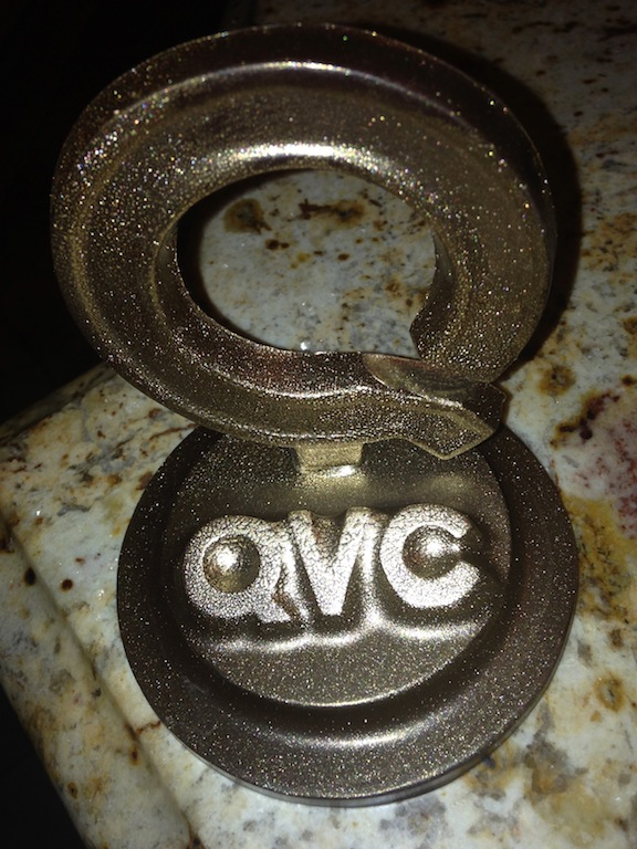 QVC Golden Chocolate