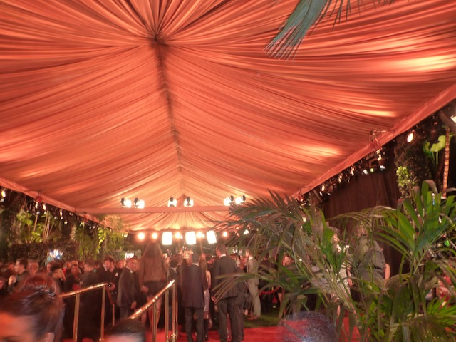 QVC Pre Oscar Party at the Four Season Beverly Hills