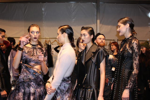 Zimmermann New York Fashion Week Runway Show Backstage Gorgeous fall winter trends