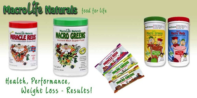 Win MacroLife Naturals - Food For Life