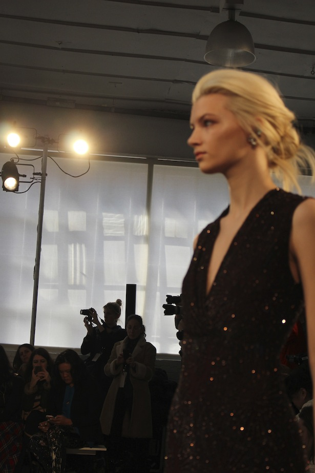 Jenny Packham Los Angeles  Beauty and hair trends