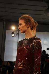 Jenny Packham NYFW Hair Trends Los Angeles