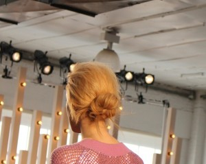 Hottest Los Angeles Hair Trends this summer from the Runway of Jenny Packham
