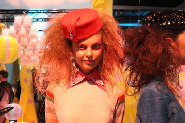 Los Angeles Events MAC Playland fantasy hair trends hollywood LA