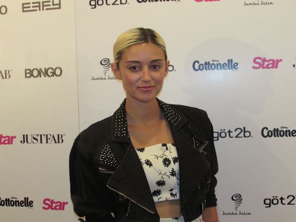 Star Magazine Hollywood Rocks Party at Supper club Los Angeles Scene