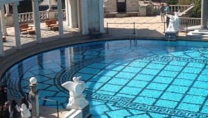 Hearst Castle - Neptune Pool
