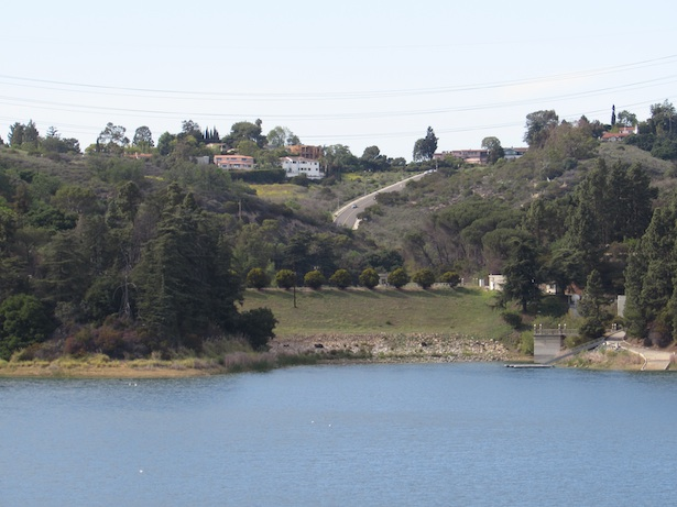 Hollywood Reservoir - Lake Hollywood Hills
