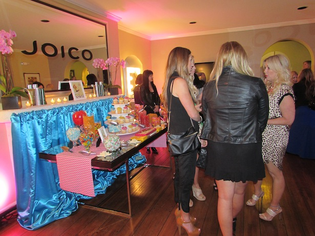 Summer 2014 Hot Hair Trends with Joico Hair Party at Sunset Marquis Hotel in Los Angeles
