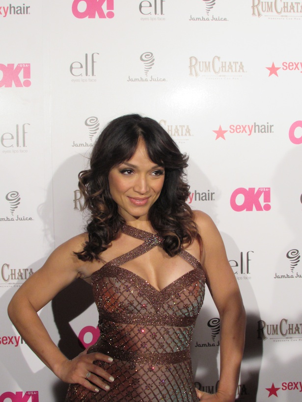 "OK! Magazine's So Sexy Party Mayte Garcia of VH1 ""Hollywood Exes"""