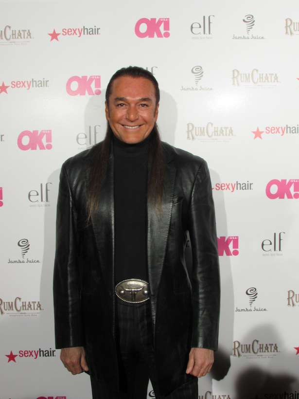OK! Magazine's So Sexy Party Nick Chavez of Nick Chavez Salon - Beverly Hills