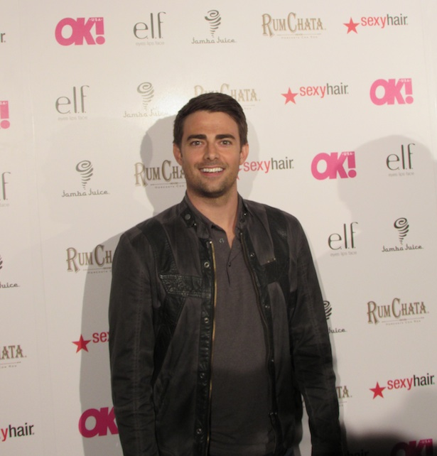 OK! Magazines's So Sexy Party - Jonathan Bennett