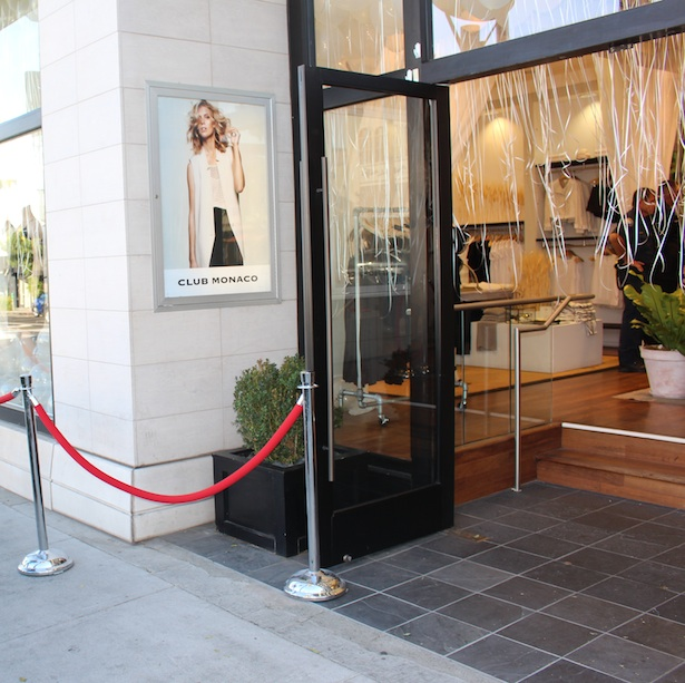 Cupcakes and Cashmere Capsule Collection Club Monaco Launch Event in Beverly Hills