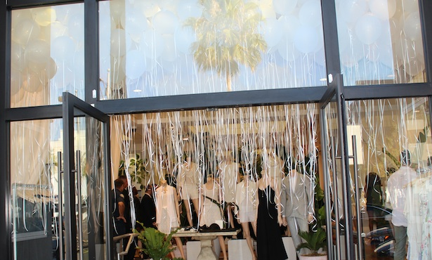 Cupcakes and Cashmere Launch Event in Beverly Hills exclusively for Club Monaco