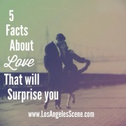 5 facts about Love that will surprise you