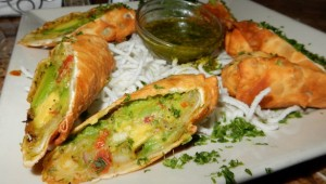 Why Avocado Egg rolls are good for you