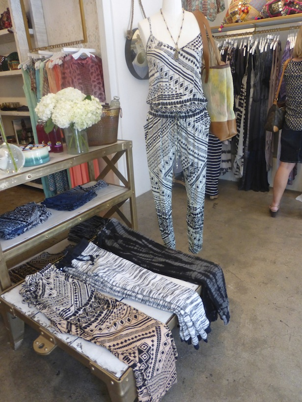 Gypsy 05 summer pants and jumpsuit store opening in los angeles