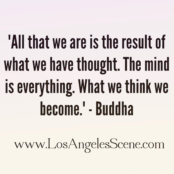 Inspirational Quote of the Day - Buddha
