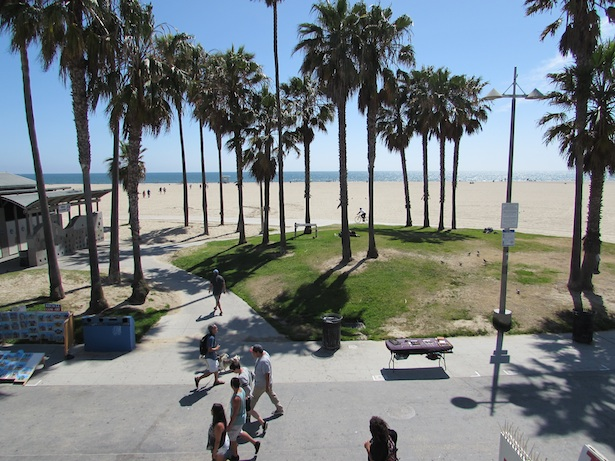 Los Angeles Places to go Venice Beach 3