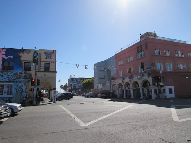 Los Angeles places to go Venice Beach 1