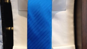 fashion suit and tie blue tie