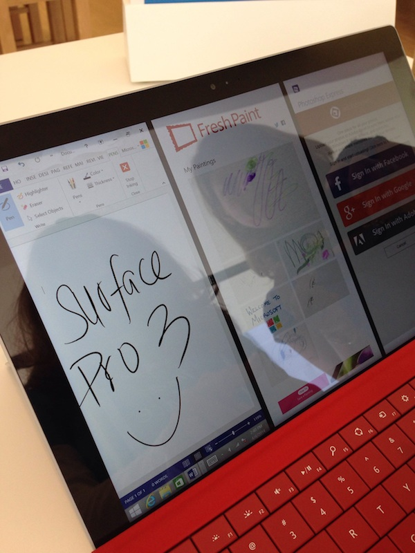surface pro 3 - microsoft computers picture 1