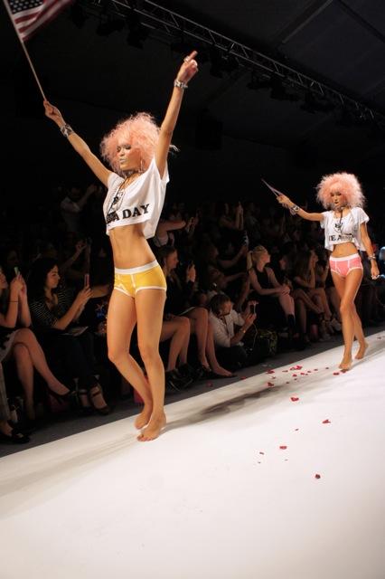 Betsey Johnson NYFW SS 2014 Runway Show