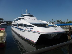 Catalina Island Express Free Ride