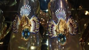 Giuseppe Zanotti Gold Fish Jewel Sandal 20th Anniversary special shoe