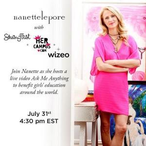 Nanette Lepore Event