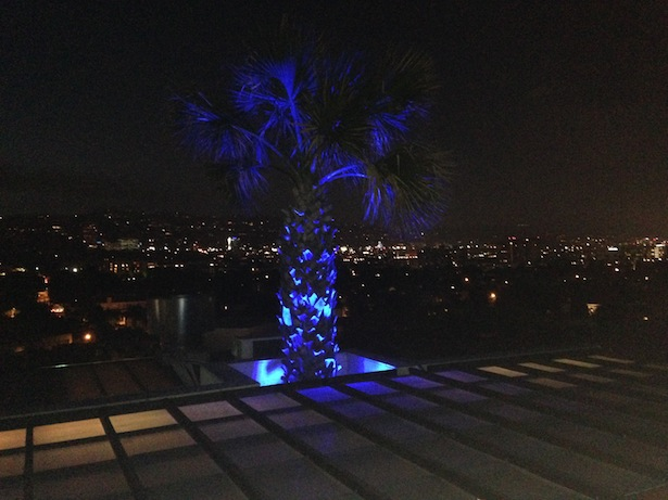 oolside Views from Sixty Beverly Hills Los Angeles Grey Goose Party