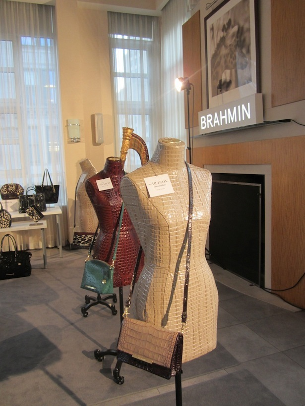 Artful Evening Brahmin NYC Event