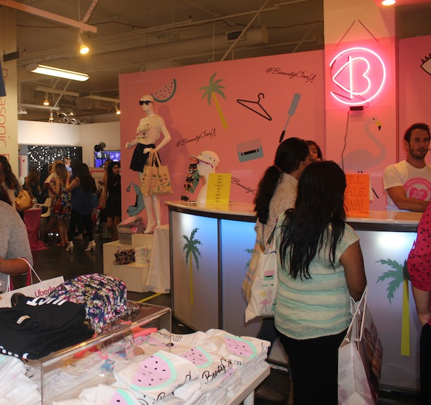 BeautyconLA apparel purchase clothes from Beautycon LA