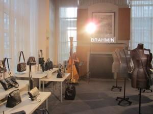 Brahmin Wearable Art Evening in New York City