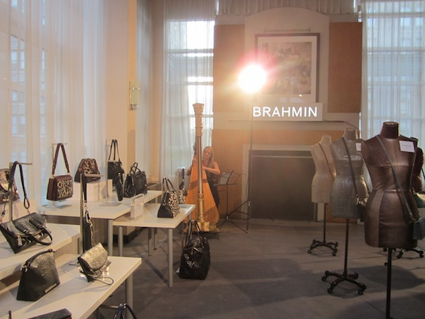 Brahmin Wearable Art Evening in New York City