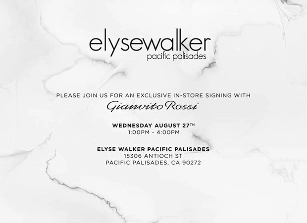 Gianvito Rossi at Elyse Walker Pacific Palisades