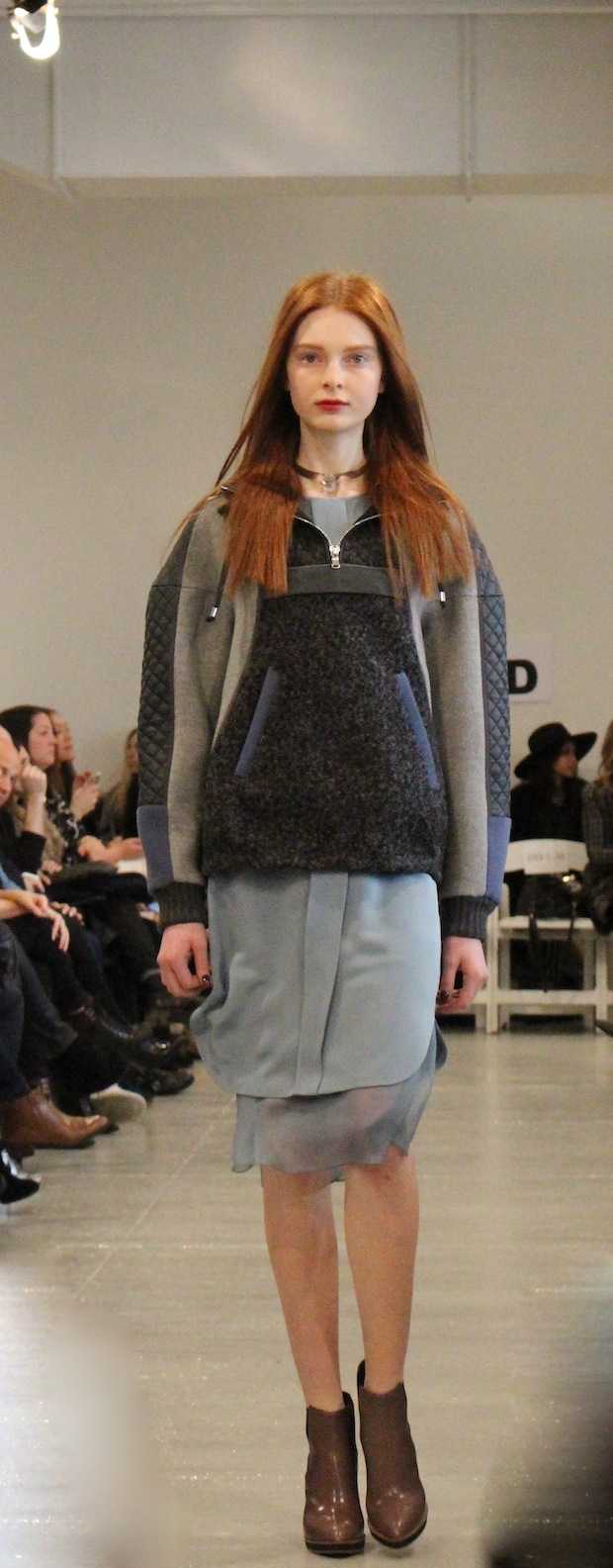 Hottest Fall 2014 Trends Rebecca Taylor New York Fashion Week winter looks