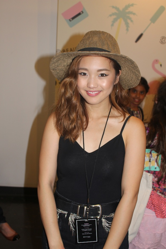 Jenn Im Clothescounters Youtube Star Beautycon LA