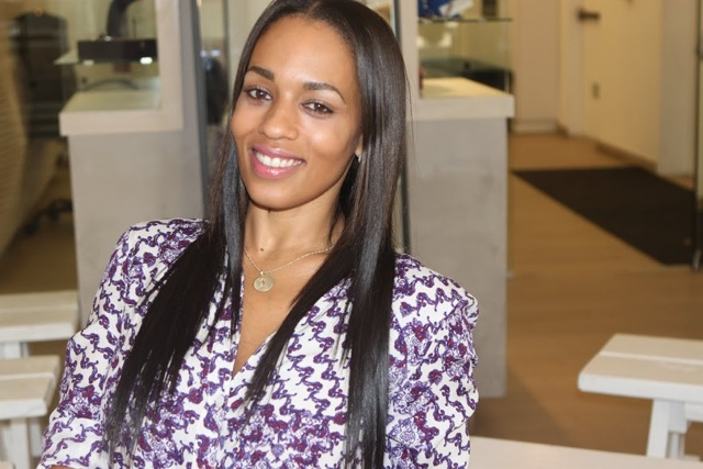 Melyssa Ford at Rebecca Minkoff Event NYC