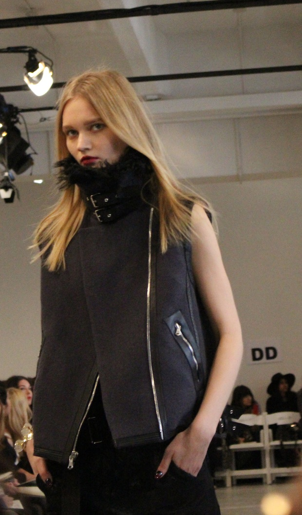 Must Have Winter Vest Rebecca Taylor NYFW Live From the runway