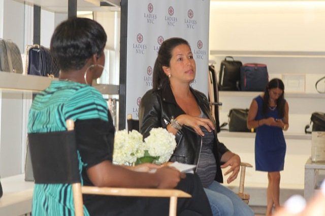 Rebecca Minkoff talks about her handbags