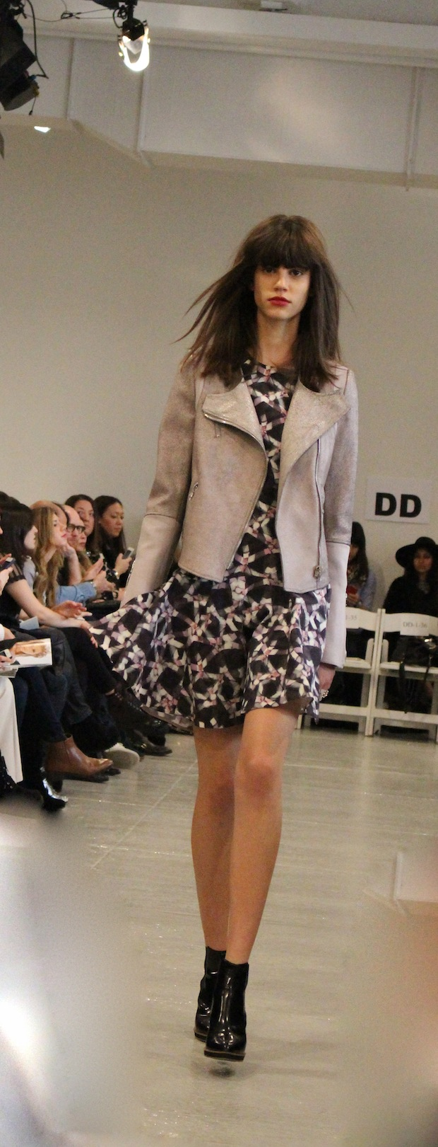 Rebecca Taylor Leather Jackets Trends for Fall 2014 NYFW