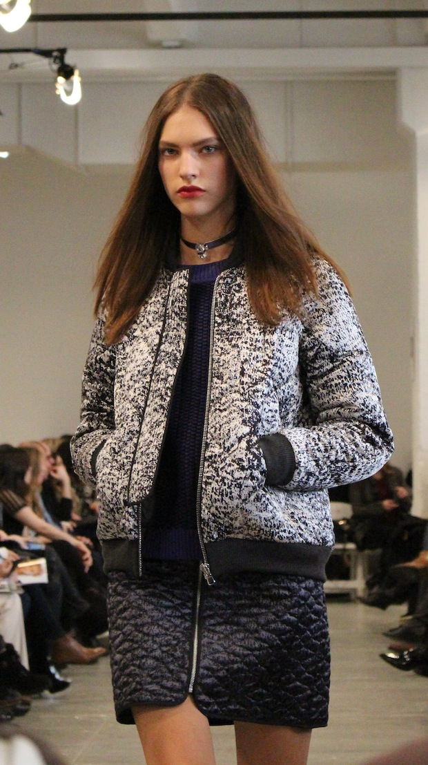 Rebecca Taylor fall winter trends NYFW Live from the runway